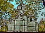 Title: Serbian Orthodox  Church - OplenacFUJI S5600