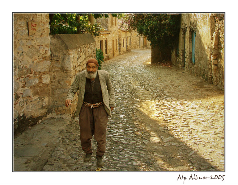 Old Man-Old Town