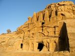 Title: Nabataeans 'Architecture'