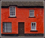 Title: and finally orange cottage