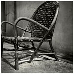 Title: another chair Camera: Rolleiflex 2.8 F