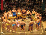 Title: Sumo ceremoniesCanon IXY DIGITAL 900 IS