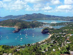 Title: Antigua's English Harbour