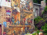 Title: Quebec City Mural