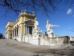 Title: Gloriette in WinterSamsung Pro 815