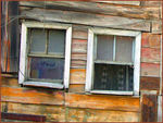 Title: Old windows