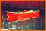 Title: Red boat