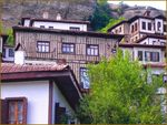 Title: Traditional Turkish houses