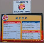 Title: Baghdad Burger King