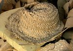 Title: The old straw hat..Tribute...
