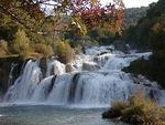 Title: Krka waterfalls reservation