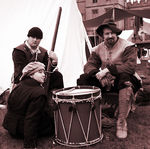 Title: Drummer, Soldier and Milking GirlNikon D70s