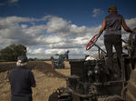 Title: Good, Old Fashioned, Ploughing..!Nikon D70s