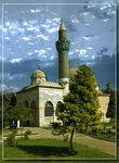 Title: Yesil Camii - Green Mosque
