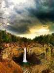 Title: Taughannock Falls