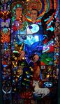 Title: Spectacular Stained Glass Window
