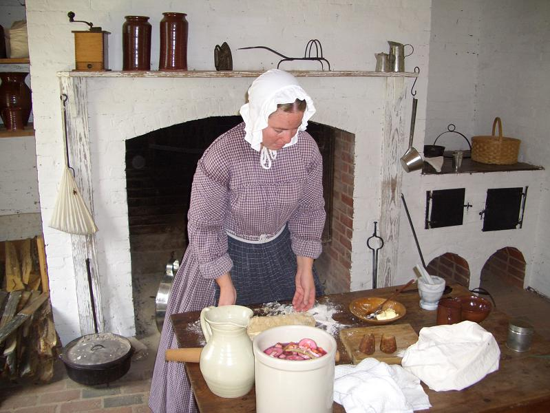 Old Time Cooking