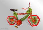 Title: bicycle of my dream