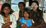 Title: Sea Bajau WomenfolkCanon DRebel (300)