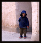 Title: Child in Morocco