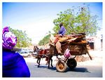 Title: On the road in AfricaCanon Digital Ixus 500