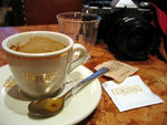 Title: Coffee and photography