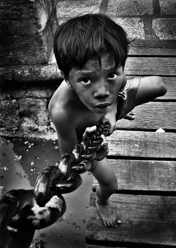 Chained to Poverty