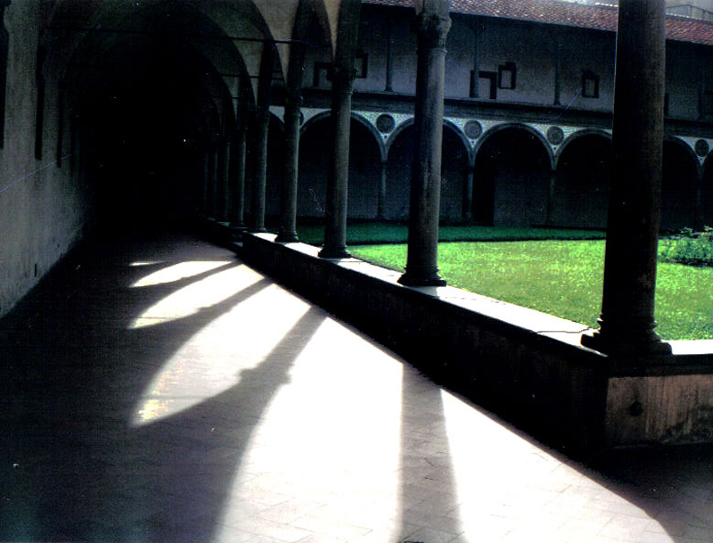 Cloisters of Santa Croce
