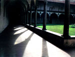 Title: Cloisters of Santa Croce