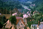 Title: Rooftops of Rothenburg