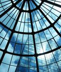 Title: Glass roof