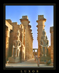 Title: Temple of Luxor