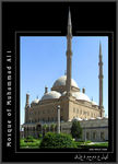 Title: The Mosque Mohammud Ali Pasha in Cairo