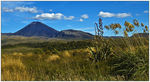 Title: Mount Ngarahoe and Tongariro