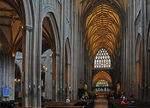 Title: St. Mary Redcliffe's interior