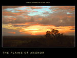Title: Sunset at Angkor Camera: Nikon D70s