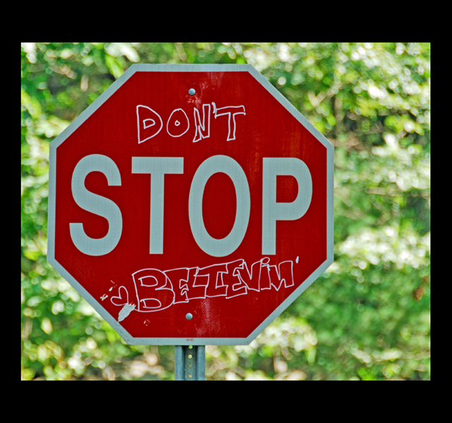 ***DON'T STOP***
