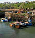 Title: The Harbour, CrailCanon EOS 20D