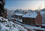 Title: New Lanark in Snow IICanon EOS 20D