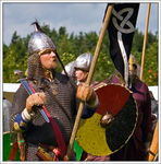 Title: The Vikings in Lanark............Canon EOS 20D
