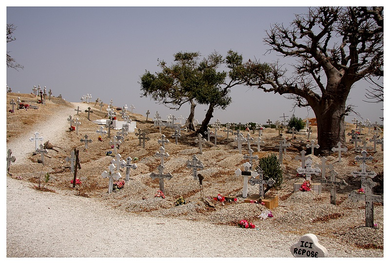 cementary of Joal-Fadiout