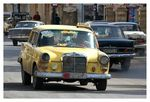 Title: Mercedes Taxi