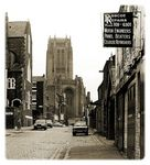Title: Liverpool Cathedral from Roscoe Street