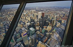Title: View From CN TowerCanon EOS 30D SLR