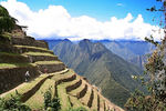 Title: Along the Inca Trail