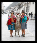 Title: Cuzco Daily Life-LocalsCanon EOS Digital Rebel XT