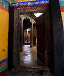 Title: Doorway 2-Jokhang Temple, Lhasa