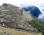 Title: The Ravages of Time-Machu Picchu