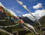 Title: Prayer Flags in the WindCanon EOS Digital Rebel XT