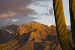 Title: Pusch Ridge at Sunset 2Canon 5D